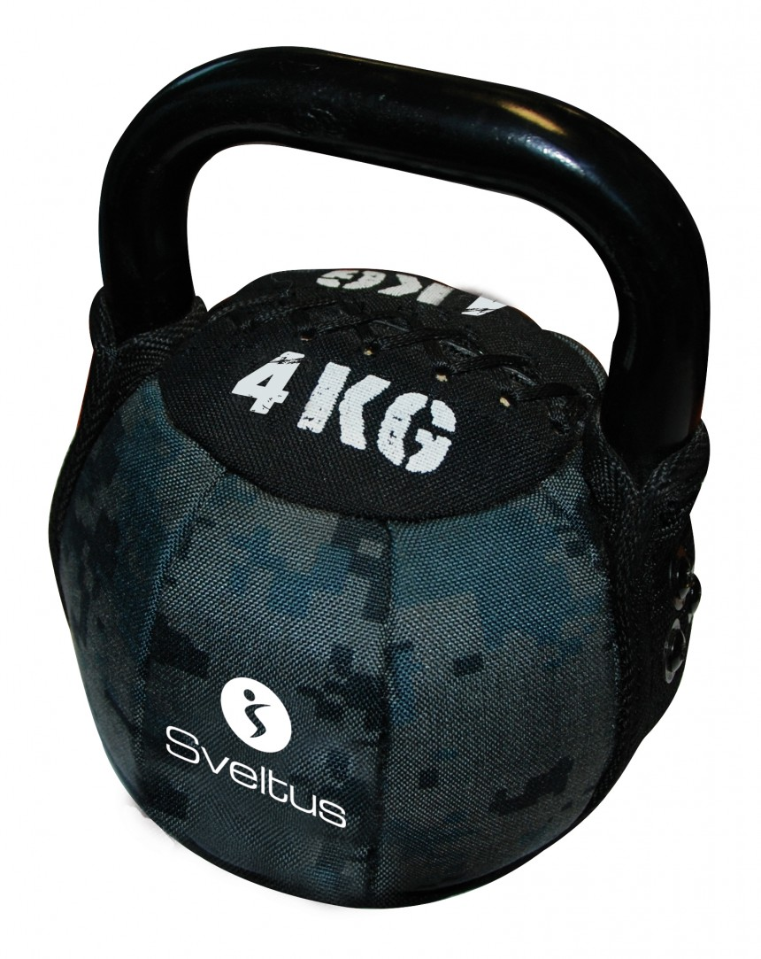 Soft kettlebells 4-8 KG 1101 imagine