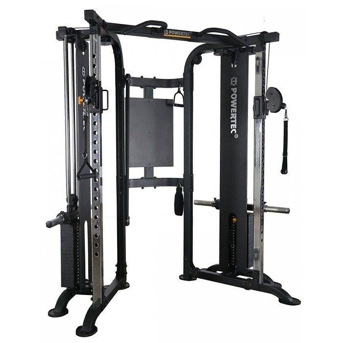Aparat Multifunctional Trainer Deluxe, WB-FTD19, Powertec imagine