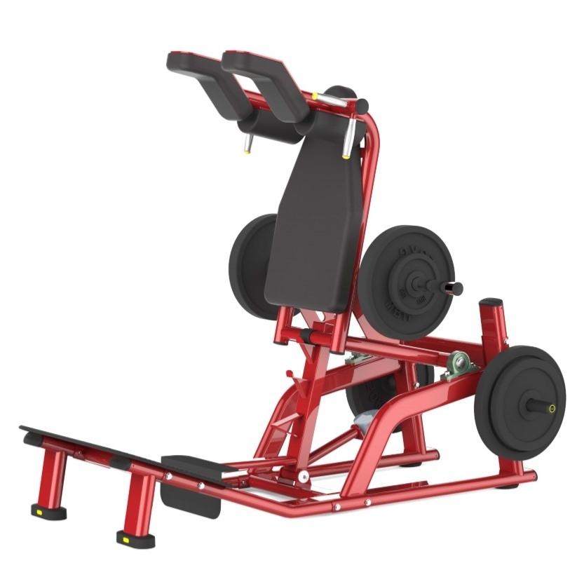 Aparat genuflexiuni Hack Squat XH-004, MS Fitness imagine