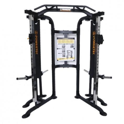 Aparat Multifunctional Trainer Deluxe, WB-FTD20, Powertec