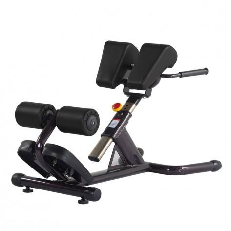 Banca lombari pentru hyperextensia spatelui, H-026A, MS Fitness