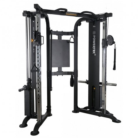 Aparat Multifunctional Trainer Deluxe, WB-FTD16, Powertec