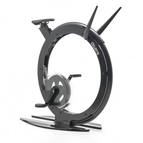bicicleta fitness de lux ciclotte
