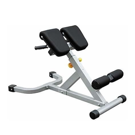 Aparat Hyperextensie Spate IF 45 Impulse Fitness