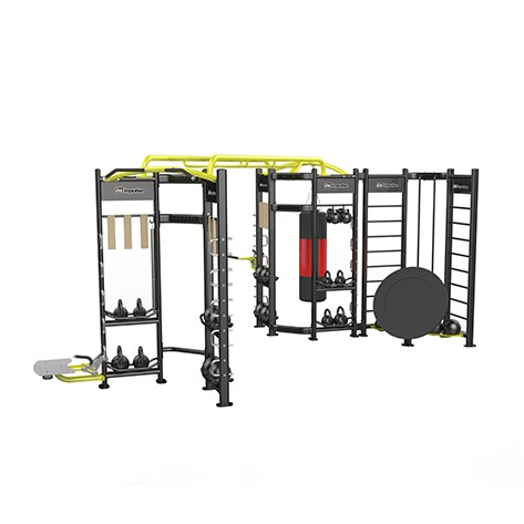 Statie de Functional Training L-shape IZ-L