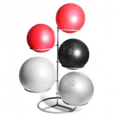 suport mingi aerobic gym ball rack