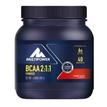 BCAA PUDRA 2:1:1 400 gr MULTIPOWER