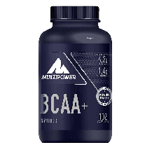 BCAA+ 102 capsule Multipower