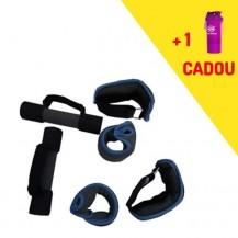 Set aerobic DY-355 format din gantere si greutati de corp