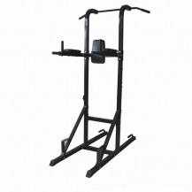 Aparat Power Tower, DY-DR-1025, Dayu Fitness, negru