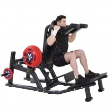 Aparat genuflexiuni Hack Squat  XH-004, MS Fitness