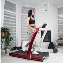 Banda de alergat HT03 pliabila, 2 CP, 100 kg, TheWay Fitness Resigilat