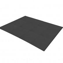 Covor fitness tip puzzle negru, EM-118-1, Dayu Fitness