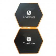 Set discuri de alunecare premium, Functional slider, Sveltus