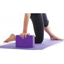 Caramida yoga din spuma densa, DY-EM-216, Dayu Fitness