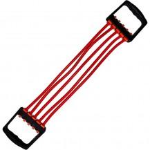Extensor fitness cu 5 corzi elastice si manere
