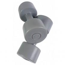 Set gantere aerobic vinil 0,5  - 5 kg SVELTUS