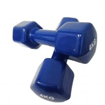 Set gantere epoxy 2 x 4 kg Dayu Fitness