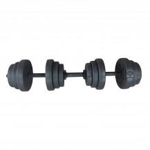 Set gantere reglabile 32 kg (2x16 kg) Dayu Fitness