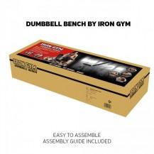 Banca reglabila Iron Gym resigilata