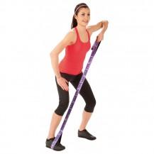 Banda elastica de rezistenta 15 kg, 133, Sveltus