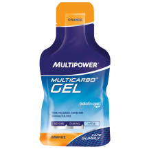Multi Carbo Energy Gel 40 ml Orange
