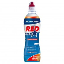 BAUTURA ENERGIZANTA RED KICK 500ML