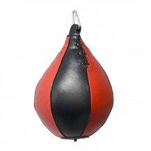 Para box de viteza, Dayu Fitness, negru/rosu