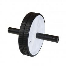 Roata de abdomene AB wheel, 19 cm, TheWay Fitness