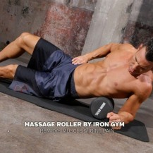 Rola de masaj Iron Gym Essential