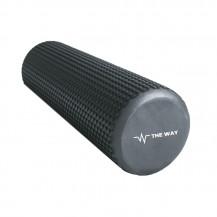 Rola masaj relaxare, spuma EVA, 29.5 cm, TheWay Fitness