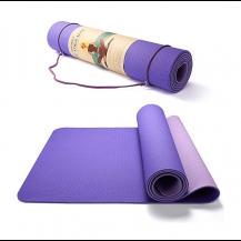 Covor de yoga TPE 183 x 61 cm, YJD001, Hiperlion