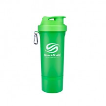 SMARTSHAKE SLIM VERDE 500 ml