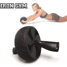 Roata abdomen Speed Abs PRO Essential, IGSA-PRO, Iron Gym