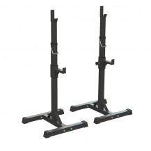 Suport bara Half-Rack independent, 120 kg, Sveltus