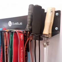Suport pentru benzi elastice si corzi de sarit