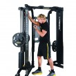 optional Set greutati aparat Trainer Deluxe 90 kg