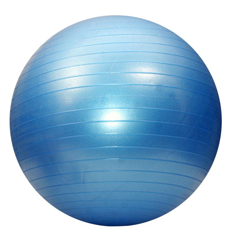 Minge de aerobic pentru sala 65cm DY-GB-070-65 imagine