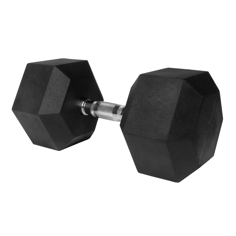 GANTERA HEXAGONALA CAUCIUCATA 2,5 - 60 kg imagine