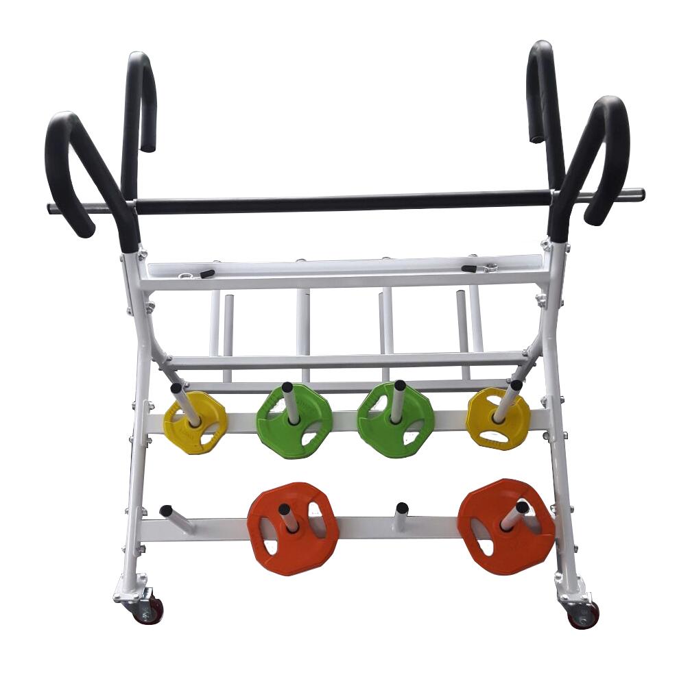 Suport pentru kituri de pump RACK-PUMP Dayu Fitness imagine