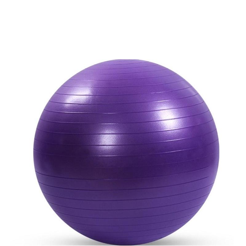 Minge de aerobic pentru sala 55cm DY-GB-070-55 imagine