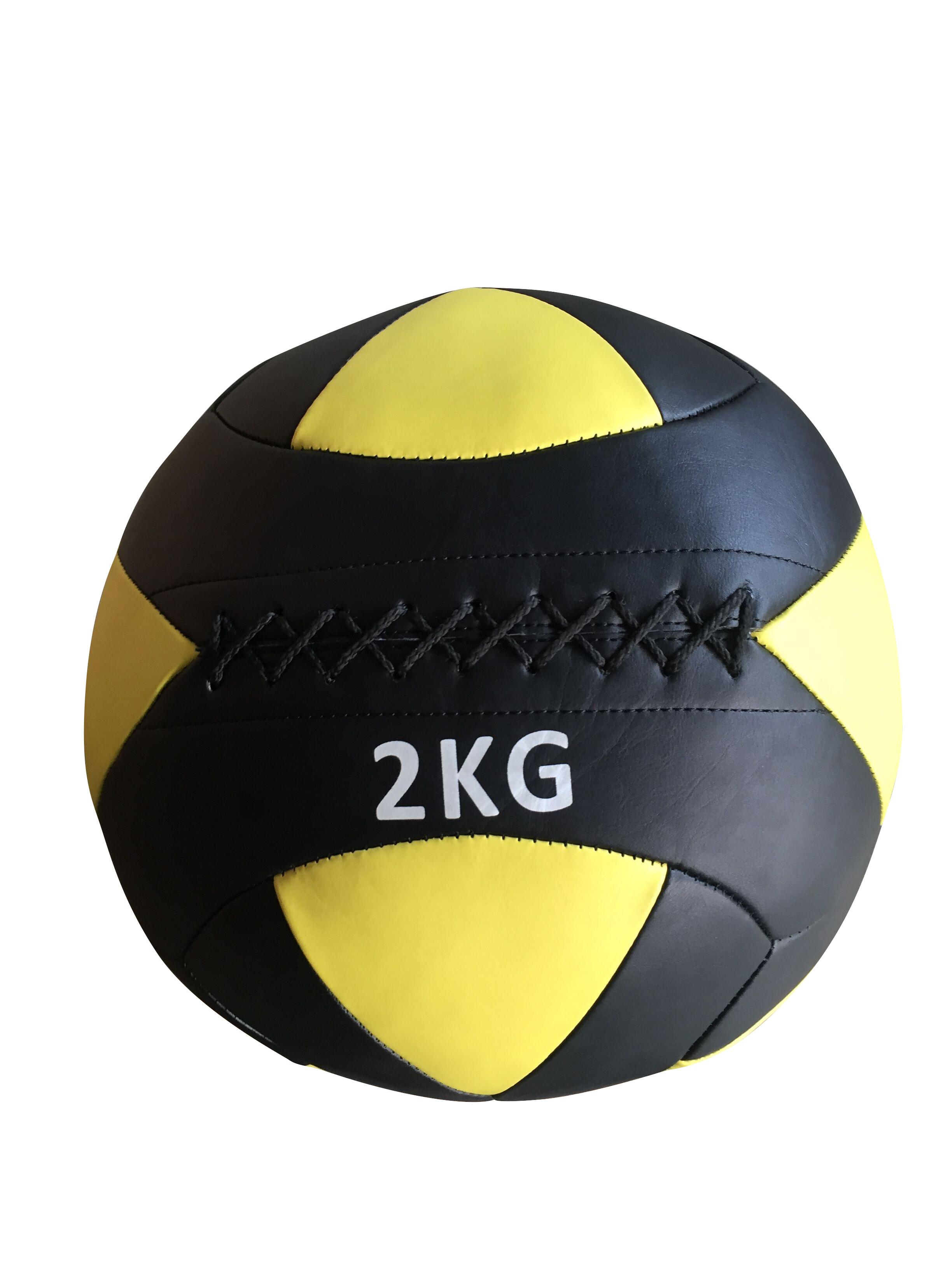 Wall ball - Minge de perete, de la 2 la 10 kg, Dayu Fitness imagine