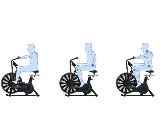 bicicleta pe aer