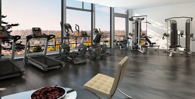 sali de fitness hoteluri