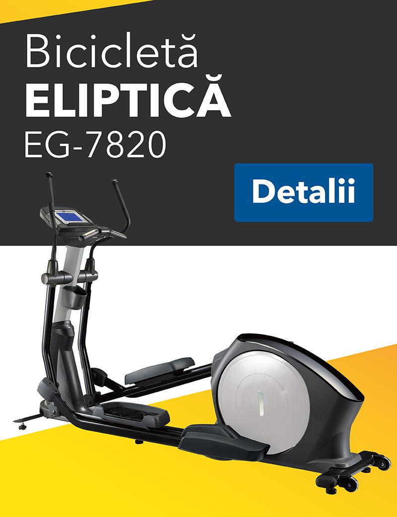 Bicicleta eliptica SEG