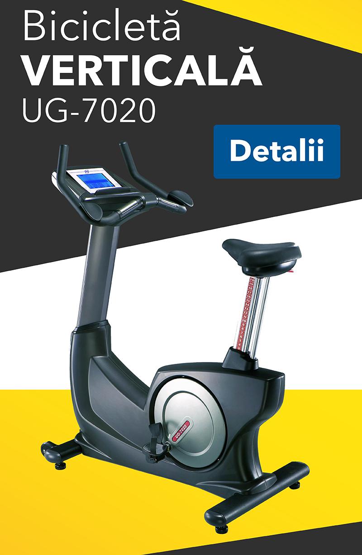 Bicicleta verticala SEG