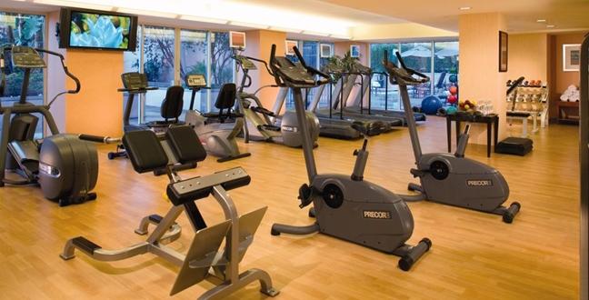 echipare sala de fitness