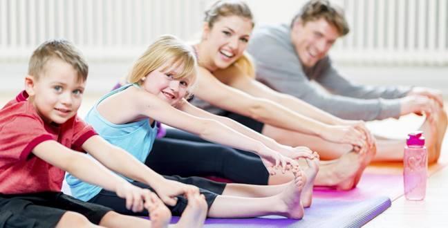 exercitii pentru copii