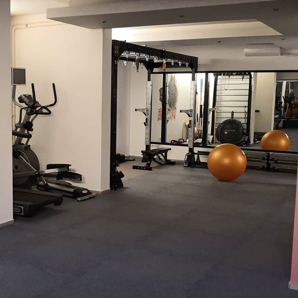 pardoseala fitness