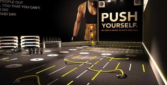 pardosele fitness pavigym
